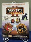 ANGRY BIRDS STAR WARS II DK Ultimate Sticker (1000+ Reusable stickers) Brand New