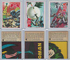 1966 Topps Batman A Series Red Bat Trading Cards 13