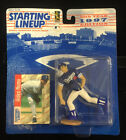 New Sealed Starting Lineup Hideo Nomo 1997 Los Angeles Dodgers Figure NM W/card