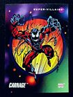 1992 Impel Marvel Universe Series 3 Trading Cards 13