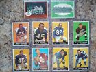 1961 Topps Football Cards 8