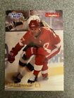 1996 Paul Coffey Starting Lineup Card Only Red Wings