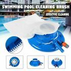 Swimming Pool Vacuum Head Cleaning Brush Above Ground Floating Objects Cleaner