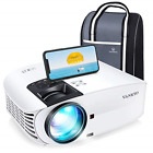 VANKYO Leisure 510PW Native 1080P Projector Latest 5G WiFi Projector with Movie