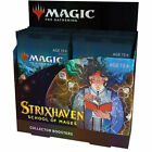 Magic the Gathering: Strixhaven: School of Mages - Collector Box