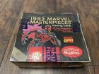 1993 Marvel Masterpieces sealed Skybox Box with 36 packs each 6 cards per pack