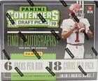 2019 Panini Contenders Draft Picks Football Hobby Box Factory Sealed NEW