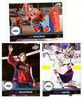 2018 Upper Deck Washington Capitals Stanley Cup Champions Hockey Cards - Checklist Added 23