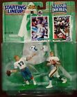 1997 Starting Line Up NFL Classic Doubles Dan Marino & Bob Griese