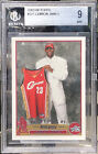 2003-04 TOPPS LEBRON JAMES ROOKIE #221 BGS 9 (9,9,9,9) VERY SHARP, VERY CLEAN!