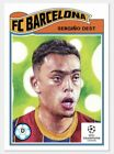 Topps Living Set UEFA Champions League Cards Checklist Guide 19