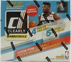 2019-20 Panini Clearly Donruss Basketball (1)Pack From Factory Sealed Hobby Box