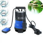 3 4 HP 2640GPH Submersible Water Pump Swimming Pool Dirty Flood Clean Pond 550W