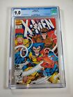 X-Men #4 (1992) - CGC 9.0 with White pages. First App of OMEGA RED - Jim Lee