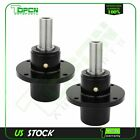 2 Spindle Assembly For Scag Turf Tiger Cheetah Cat Wildcat 461663 52 Inch Deck
