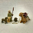 Willow Tree nativity figures  Shepherd and Stable Animals 26105