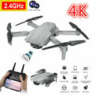 Drone Camera WIFI Foldable RC Quadcopter Altitude Hold Easy to Fly Helicopters