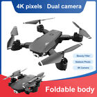 Drone with 2 Batteries Remote Control Quadcopter Headless Mode Fun Gift for Kids