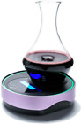 WAKE UP WINE Electronic Decanter Set with 750ml Lead Free Glass Decanter Glass