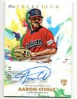 2020 Topps Inception Baseball Cards 28