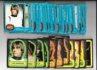 Star Wars 1977 Blue Series 1 TOPPS COMPLETE SET (66) WITH STICKERS 1-11 NM-
