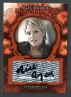 UPDATE - Did Katie Cassidy Use a Rubber Stamp on Her Supernatural Autograph Cards?  6