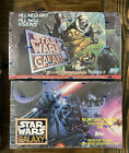 1993 & 1995 Star Wars Galaxy Series 1 & 3 Deluxe Trading Cards Sealed Box Lot