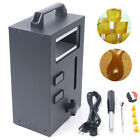 Hydraulic Rosin Press Extracting Machine 4 Ton Oil Extractor Dual Heating Plates