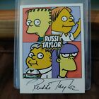 Not Enough D'Oh - Simpsons Trading Cards Autograph Guide 25