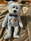 """Ty Beanie Baby """"Nipponia"""" Japan Exclusive Bear 2000 MWMT U.S. Shipping Only"""