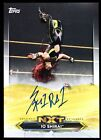 2021 Topps WWE NXT Wrestling Cards 23