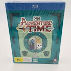 Adventure Time Complete Collection Blu-ray Box Set All 1-10 Seasons Cartoon Show