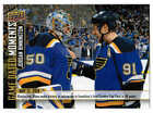 2018-19 Upper Deck Game Dated Moments Hockey Cards 15