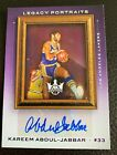 Complete Visual Guide to Kareem Abdul-Jabbar Cards 34