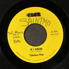 FABULOUS FOUR if i knew everybodys got to have a heart PEAK 7 Single 45 RPM