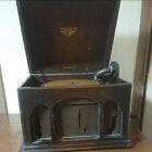 Antique phonograph gramophone made by victor j1 50 victrola talking machine