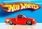 HOT WHEELS 100 COLLECTIBLE FORD F 150 SVT LIGHTNING REAL RIDERS ITOUT