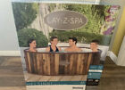LAY Z SPA HELSINKI INFLATABLE HOT TUB 5 7 PERSON  2021  FAST DELIVERY