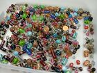 4 Pounds Assorted India Handmade Fancy Glass Beads Wholesale Bulk Lot DT 18