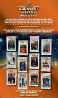 2021 Leaf Greatest Hits Basketball Hobby Box-9 Huge Buybacks Sold Out Already