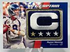 2012 Topps Football NFL Captain Patch Relic Cards Visual Guide 43