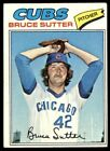 Bruce Sutter Cards, Rookie Card and Autographed Memorabilia Guide 6