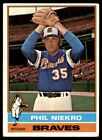 Phil Niekro Cards, Rookie Card and Autographed Memorabilia Guide 19