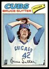 Bruce Sutter Cards, Rookie Card and Autographed Memorabilia Guide 18