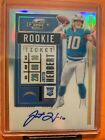 2020 Panini Contenders Optic Football Cards - Rookie Ticket SP/SSP Info Added 29