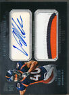 2011 Topps Inception Rookie Jumbo Patch Autograph Gray Von Miller RC Auto Jsy...