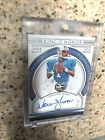 2020 Panini Limited Warren Moon Auto Ring of Honor Silver Autograph #'d 31 35