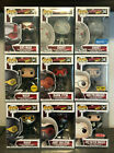 Funko Pop Lot - Ant-Man, The Wasp (chase) , Ghost, Hank Pym, Janet Van Dyne etc