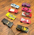 HOT WHEELS VINTAGE 1980S LOT OF 9 Mustang 67 Shelby Mercedes Range Rover