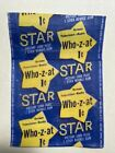1953 Topps Who-z-at Star Trading Cards 21